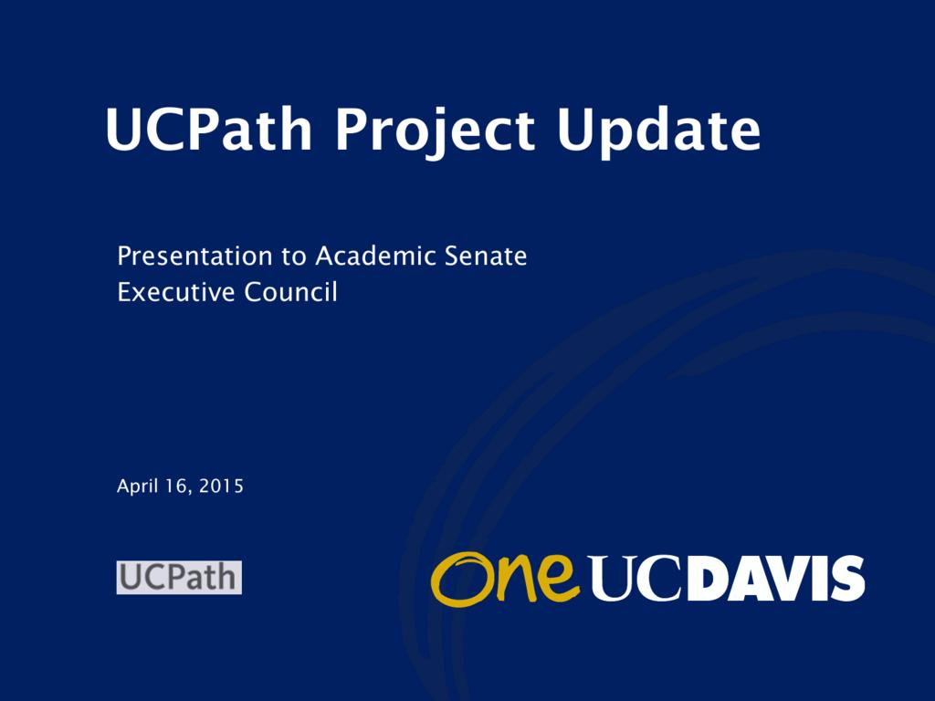 uc davis policy and procedure manual