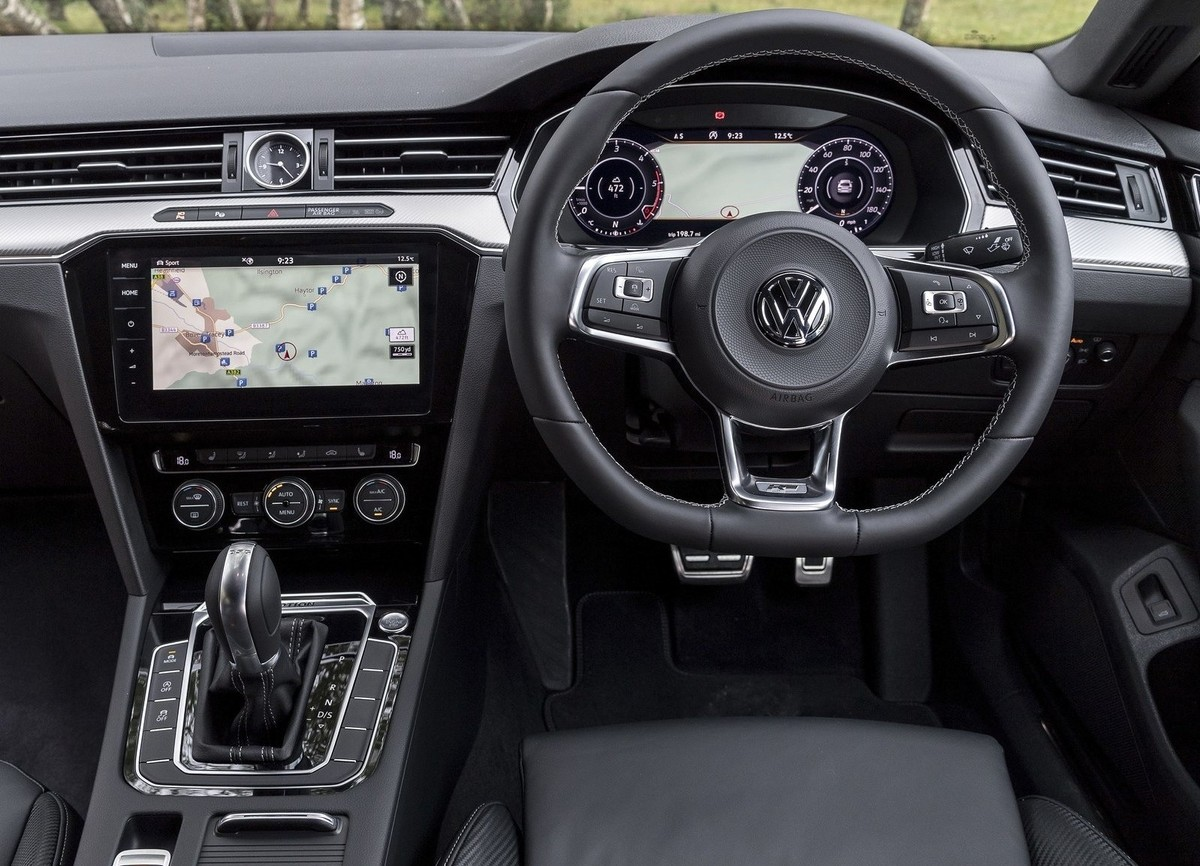 vw arteon manual transmission usa